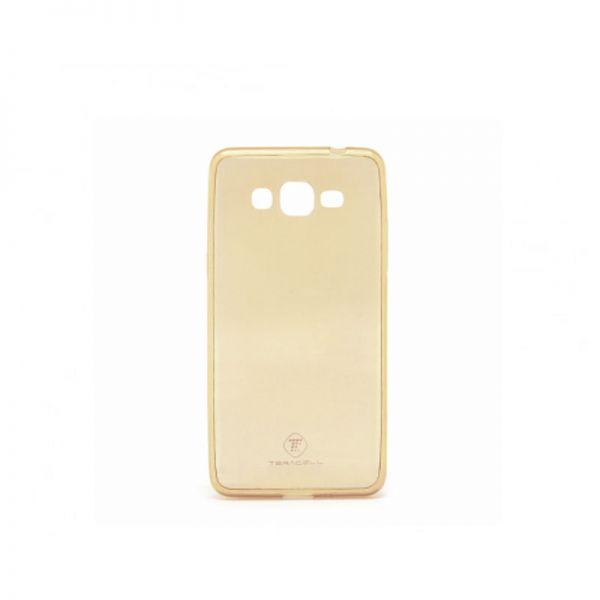 Futrola Teracell ultra tanki silikon za Samsung G530 Grand Prime, zlatna