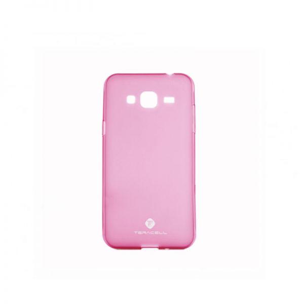 Futrola silikon Teracell Giulietta za Samsung J320 J3 2016, pink