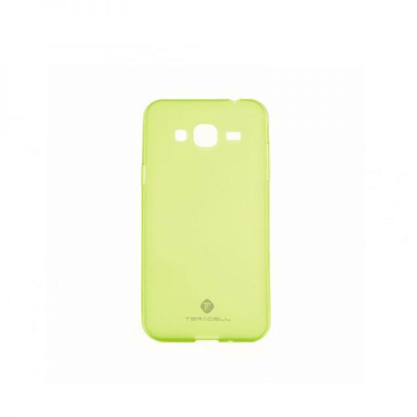 Futrola silikon Teracell Giulietta za Samsung J320 J3 2016, zelena