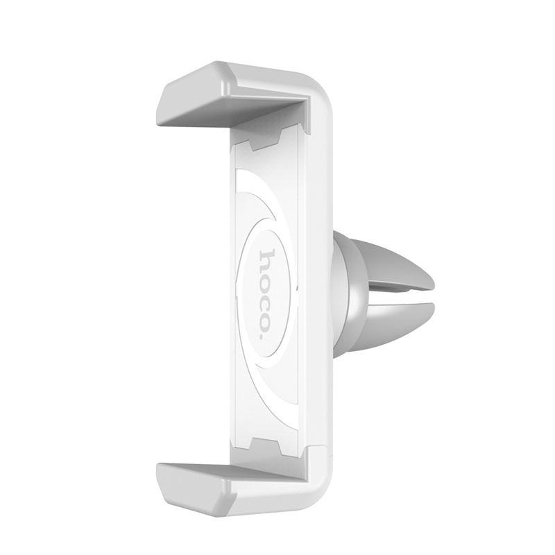 Hoco CPH01 Univerzalni auto držač za ventilaciju, sivo-beli