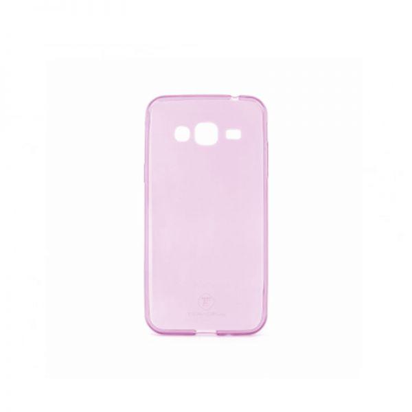 Futrola Teracell ultra tanki silikon za Samsung J320 J3 2016, pink