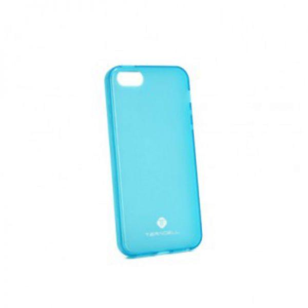 Futrola silikon Teracell Giulietta za iPhone 5/5S/SE, plava