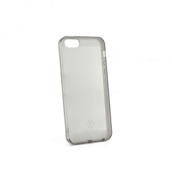 Futrola Teracell ultra tanki silikon za iPhone 5/5S/SE, siva