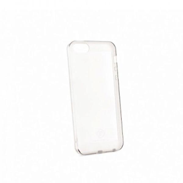 Futrola Teracell ultra tanki silikon za iPhone 5/5S/SE, providna