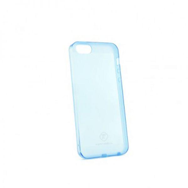 Futrola Teracell ultra tanki silikon za iPhone 5/5S/SE, plava