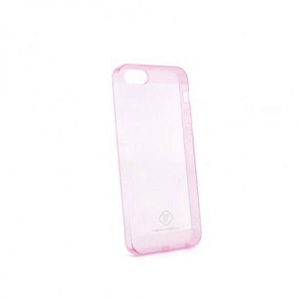 Futrola Teracell ultra tanki silikon za iPhone 5/5S/SE, pink