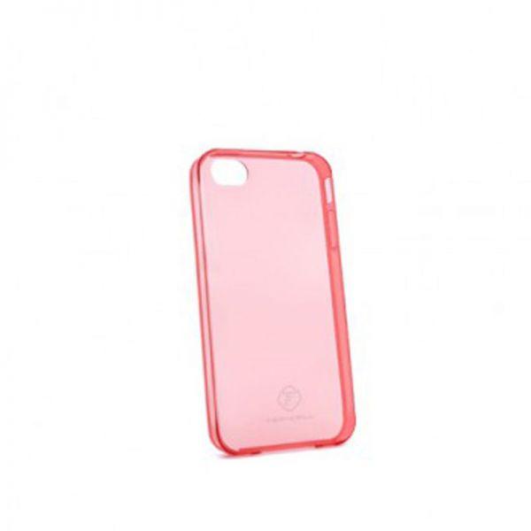 Futrola Teracell ultra tanki silikon za iPhone 4/4S, crvena