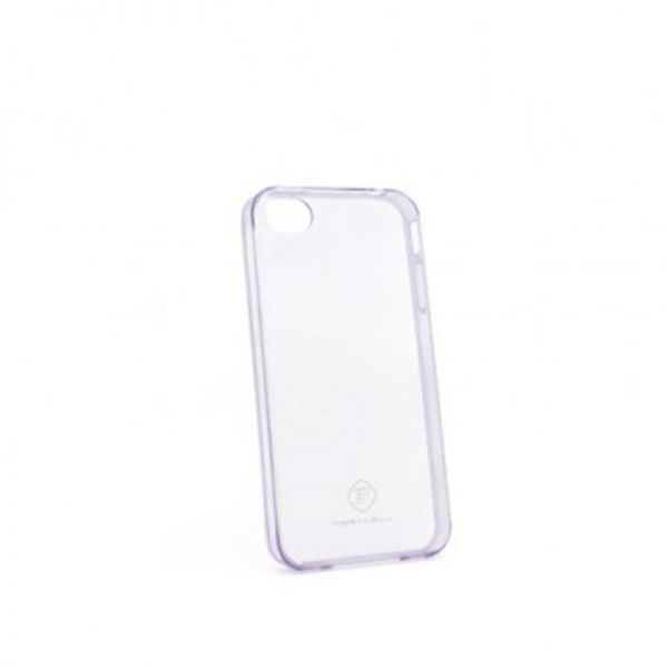 Futrola Teracell ultra tanki silikon za iPhone 4/4S, ljubičasta