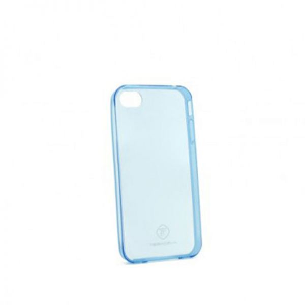 Futrola Teracell ultra tanki silikon za iPhone 4/4S, plava