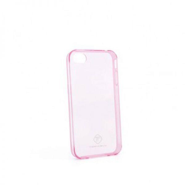 Futrola Teracell ultra tanki silikon za iPhone 4/4S, pink