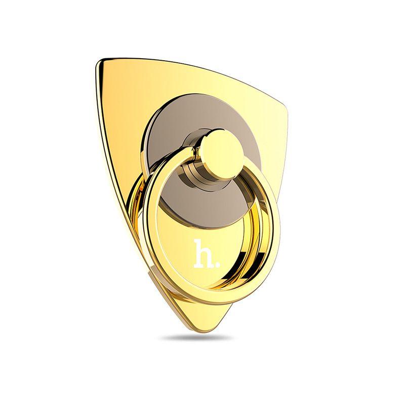CPH05-A Držač-privezak prsten za mobilni telefon zlatni
