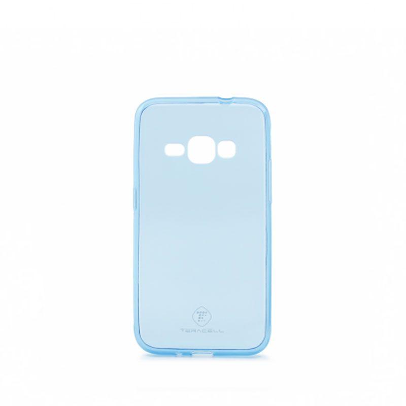 Futrola Teracell ultra tanki silikon za Samsung J120 J1 2016, plava