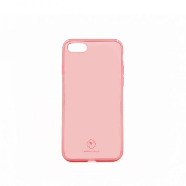 Futrola Teracell ultra tanki silikon za iPhone 7/7S, crvena