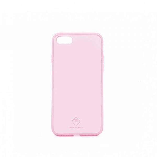 Futrola Teracell ultra tanki silikon za iPhone 7/7S, pink