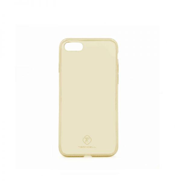 Futrola Teracell ultra tanki silikon za iPhone 7/7S, zlatna