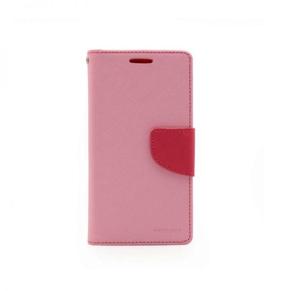Futrola na preklop Mercury za Samsung J320 J3 2016, roze