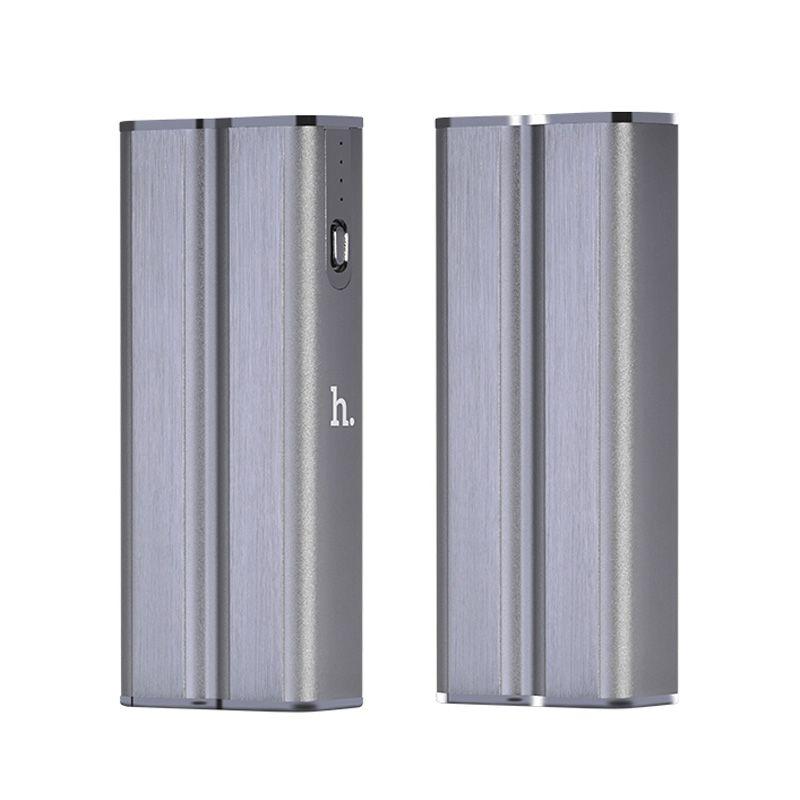 UPB07-5000 Eksterna baterija 5000mah, siva