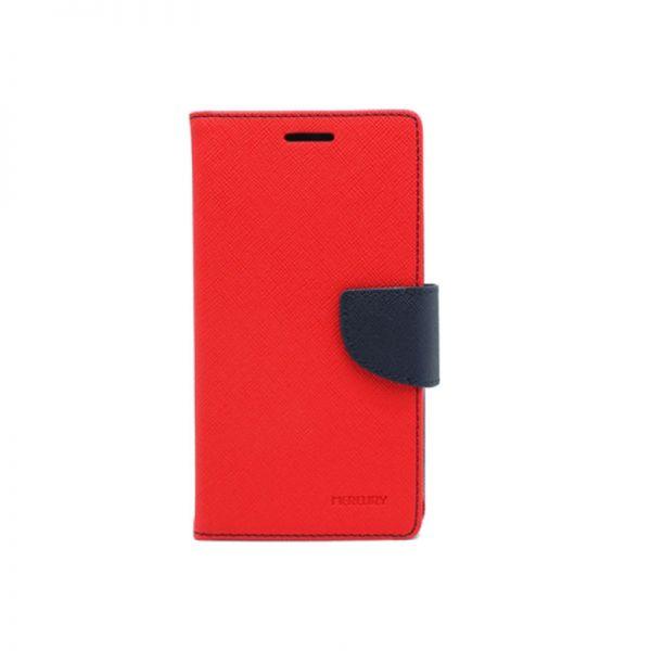 Futrola na preklop Mercury za Samsung G530 Grand Prime, crvena