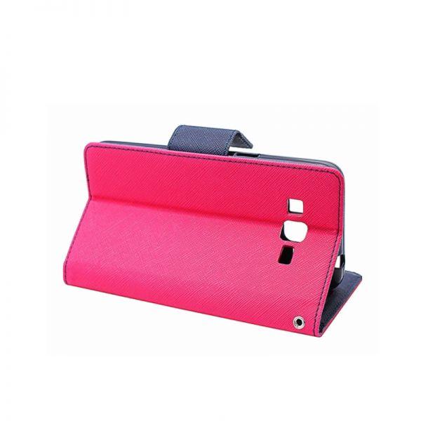 Futrola na preklop Mercury za Samsung G530 Grand Prime, pink