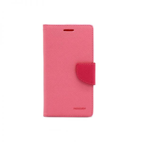 Futrola na preklop Mercury za Samsung G530 Grand Prime, roze