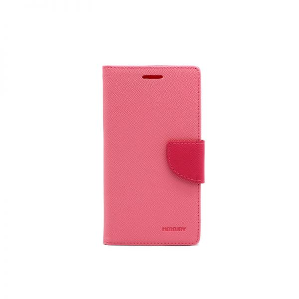 Futrola na preklop Mercury za Samsung J120 J1 2016, roze