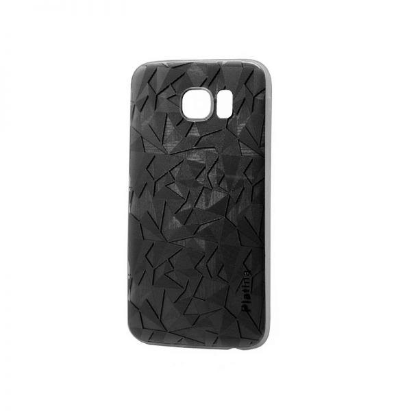 Futrola Platina 3D za Samsung G920 S6, crna