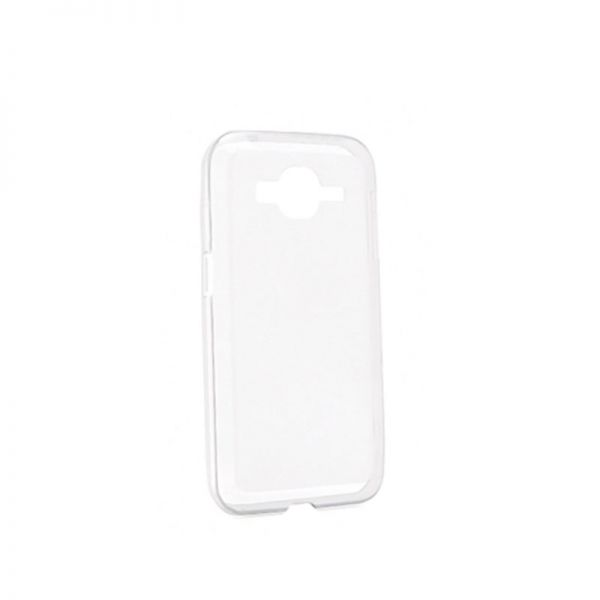 Futrola silikon Teracell Giulietta za Samsung G360 Core Prime, bela