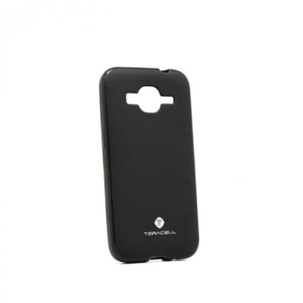 Futrola silikon Teracell Giulietta za Samsung G360 Core Prime, crna