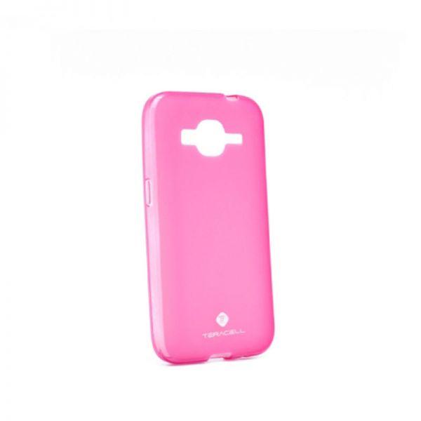 Futrola silikon Teracell Giulietta za Samsung G360 Core Prime, pink