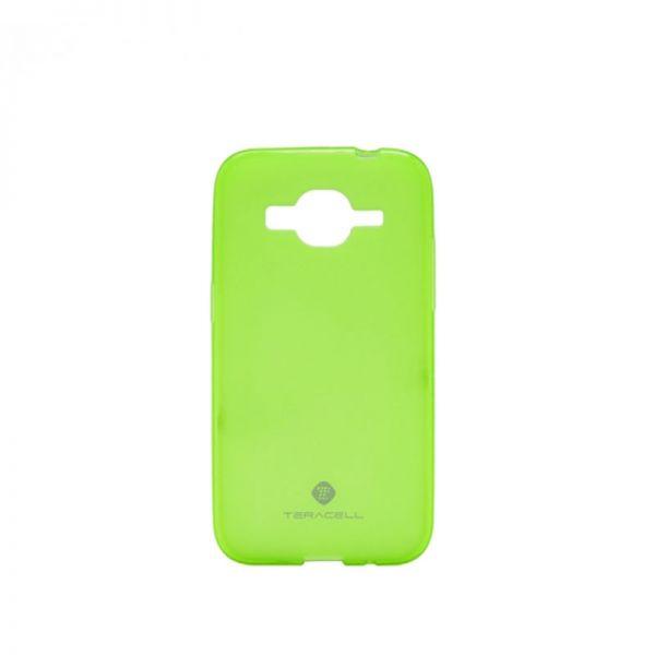 Futrola silikon Teracell Giulietta za Samsung G360 Core Prime, zelena