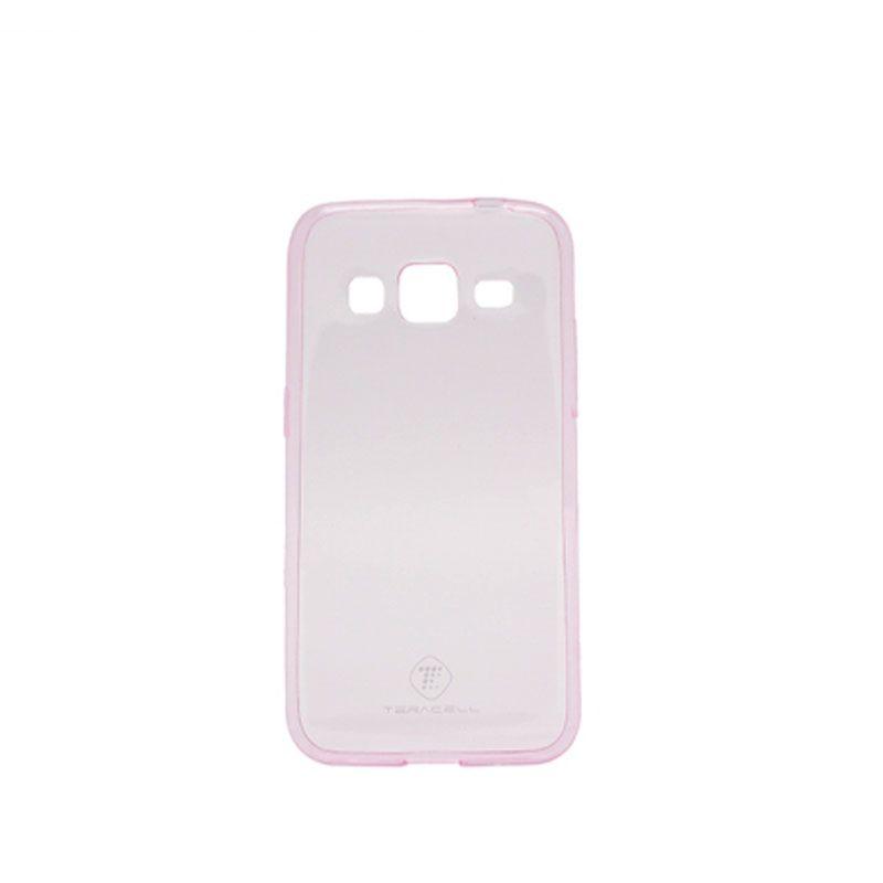 Futrola Teracell ultra tanki silikon za Samsung G360, pink