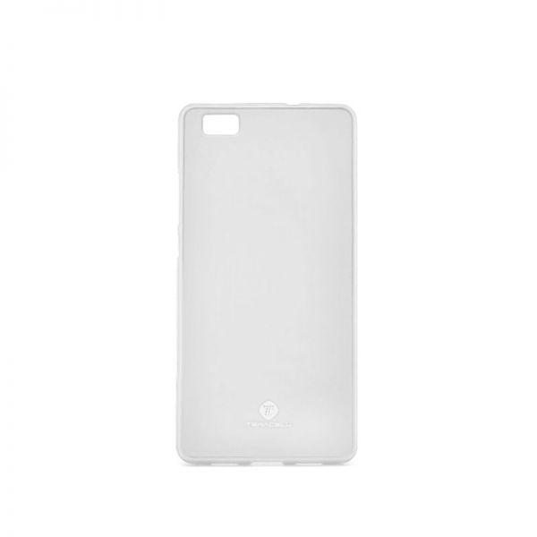 Futrola silikon Teracell Giulietta za Huawei P8 lite, bela