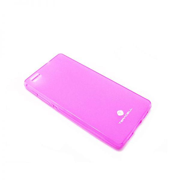 Futrola silikon Teracell Giulietta za Huawei P8 lite, pink