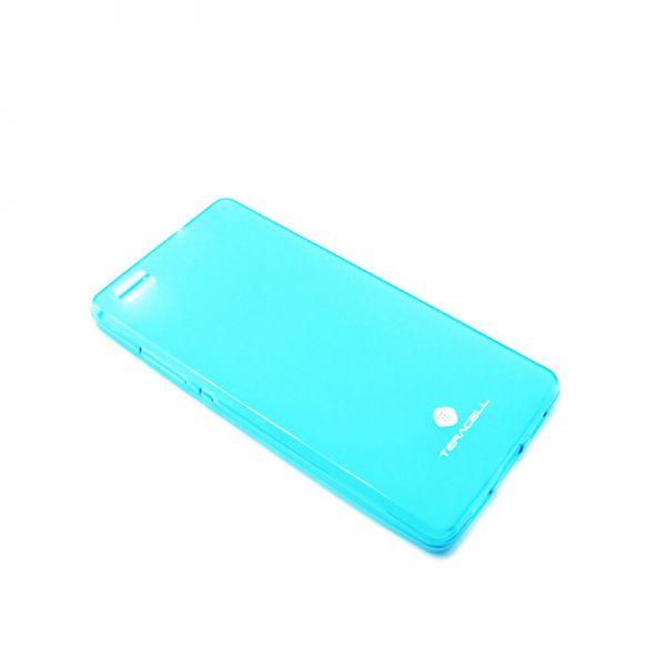 Futrola silikon Teracell Giulietta za Huawei P8 lite, plava