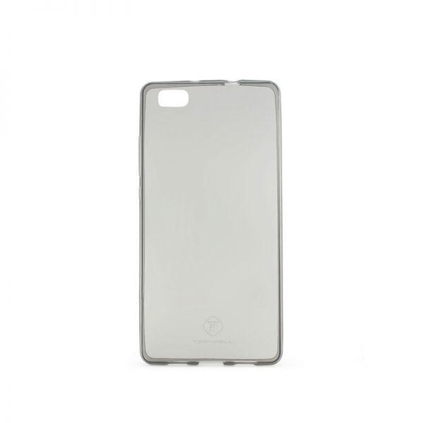 Futrola Teracell ultra tanki silikon za Huawei P8 lite, siva