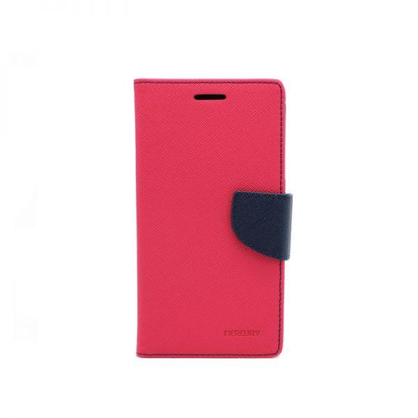 Futrola na preklop Mercury za Huawei P8 lite, pink