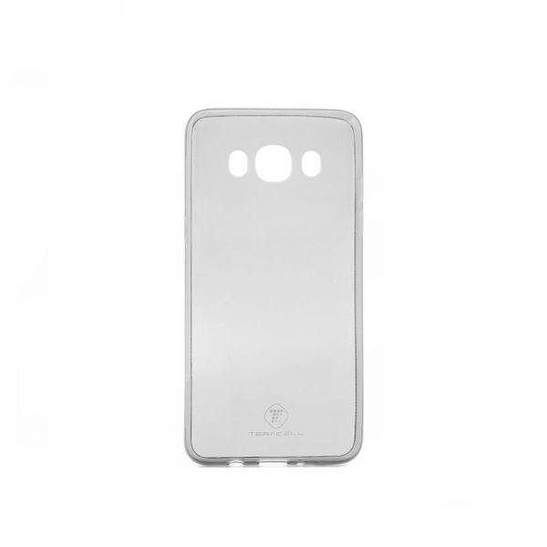 Futrola Teracell ultra tanki silikon za Samsung J510 J5 2016, siva