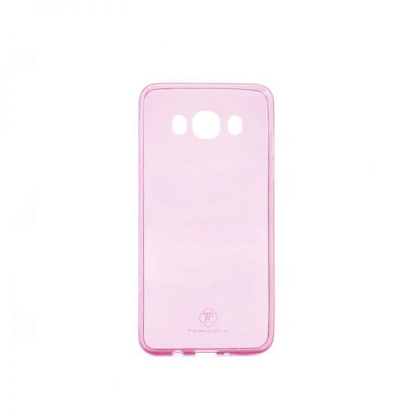 Futrola Teracell ultra tanki silikon za Samsung J510 J5 2016, pink