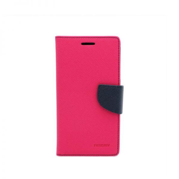 Futrola na preklop Mercury za Samsung A510 A5 2016, pink