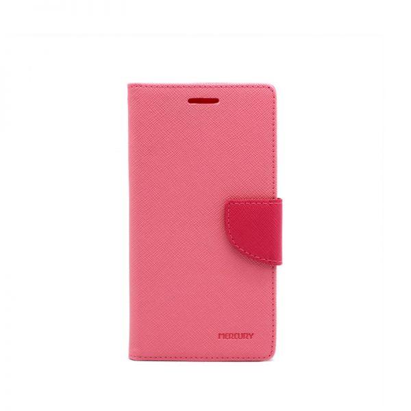 Futrola na preklop Mercury za Samsung A510 A5 2016, roze