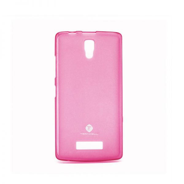 Futrola silikon Teracell Giulietta za Lenovo A2010, pink