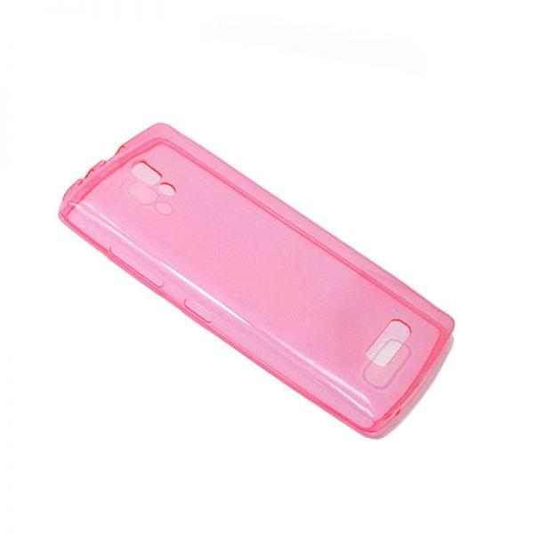 Futrola Comicell ultra tanki silikon za Lenovo A2010, pink