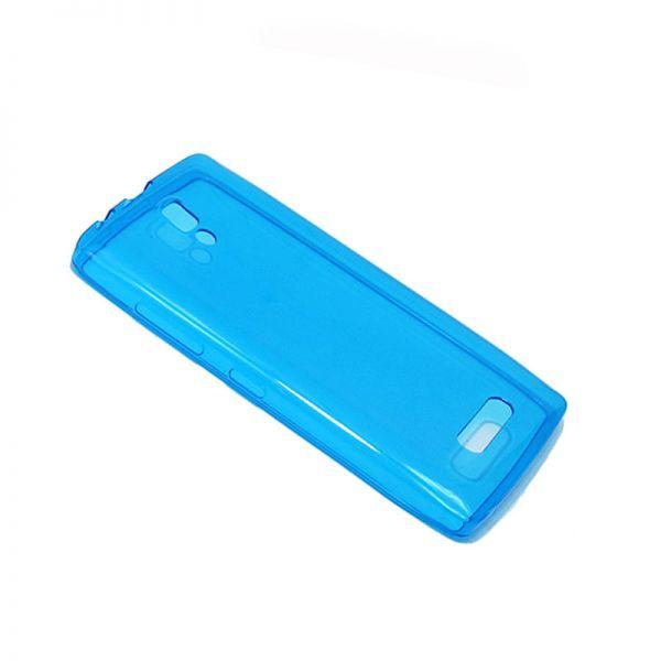 Futrola Comicell ultra tanki silikon za Lenovo A2010, plava