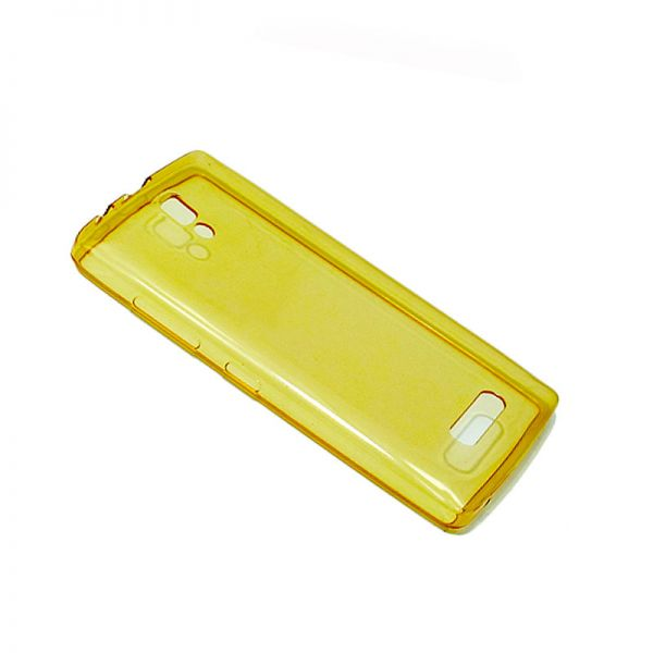 Futrola Comicell ultra tanki silikon za Lenovo A2010, zlatna