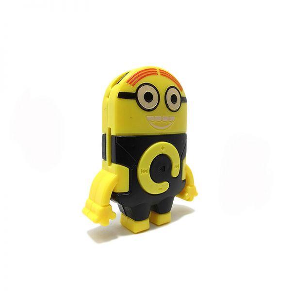 Mp3 player Minion, crni