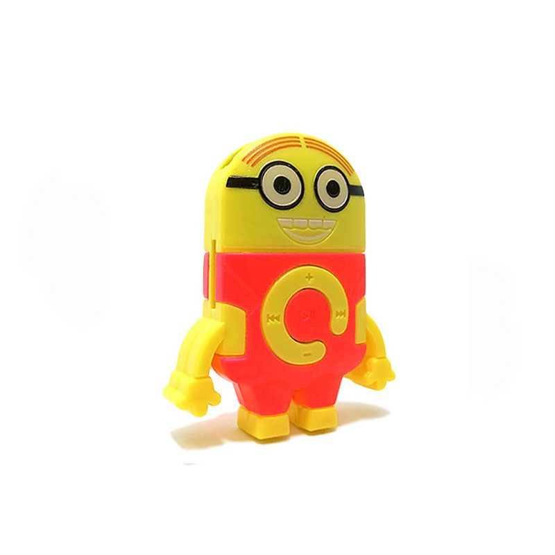Mp3 player Minion, crveni