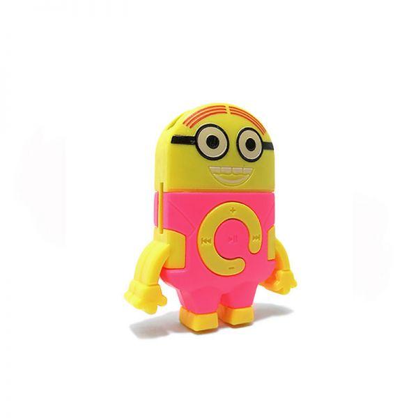 Mp3 player Minion, pink