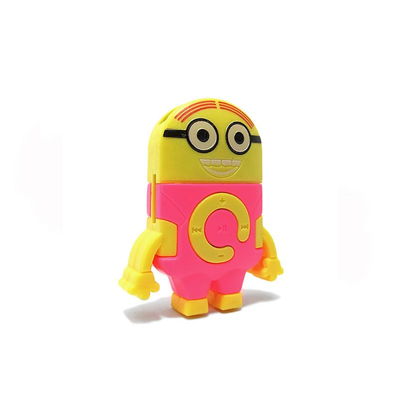 Mp3 player Minion, pink