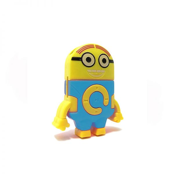 Mp3 player Minion, plavi