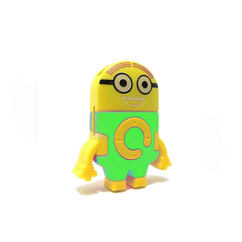 Mp3 player Minion, zeleni